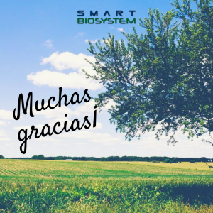smart biosystem agradecimiento